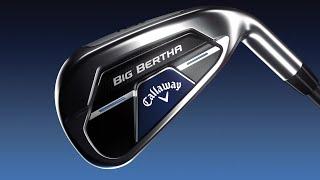 Big Bertha B21 Irons || The First Big Bertha Iron Designed Using Artificial Intelligence.