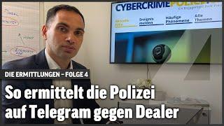 So ermittelt die Polizei auf Telegram gegen Dealer   Undercover   S2 E4
