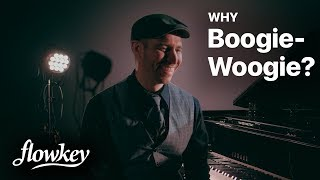 Why Boogie-Woogie? – Interview w/ Arthur Migliazza