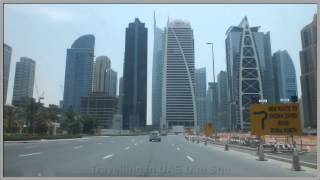 Jumeirah Lake Towers on Sheikh Zayed road in Deira