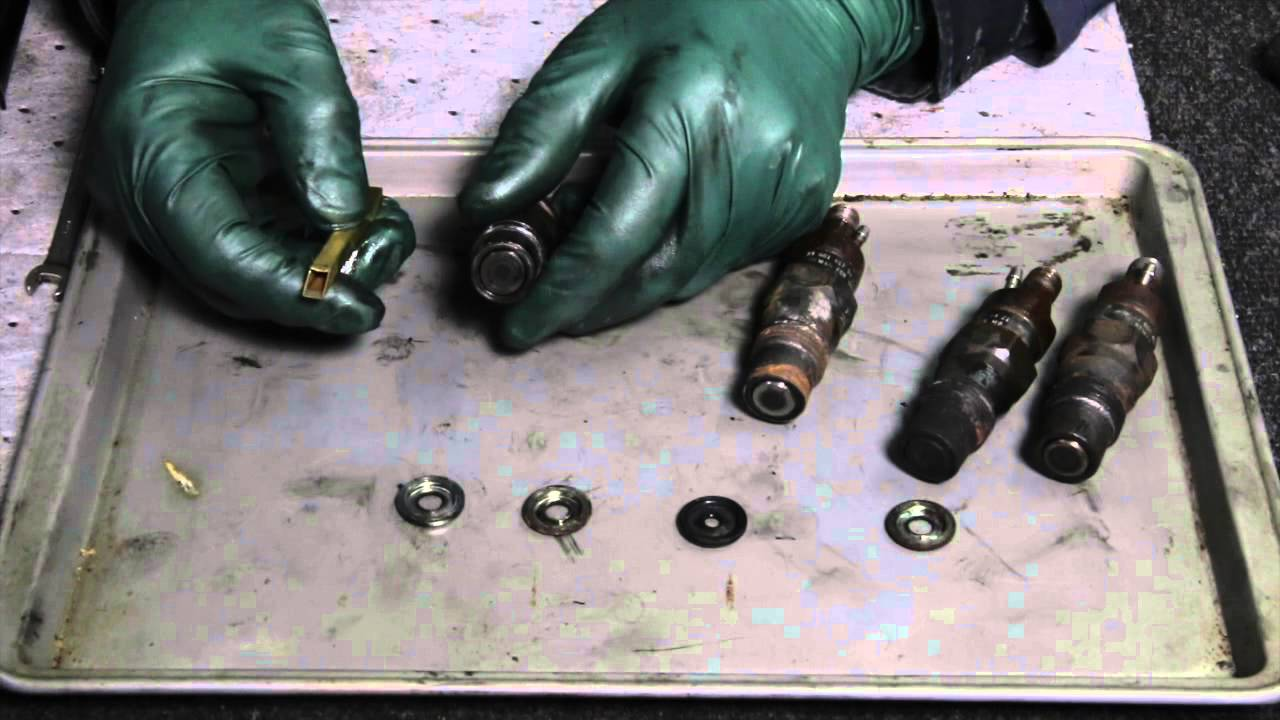 How To Visually Tell If Yoursel Fuel Injectors Are Bad