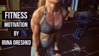 Female Fitness Motivation by Irina Oreshko