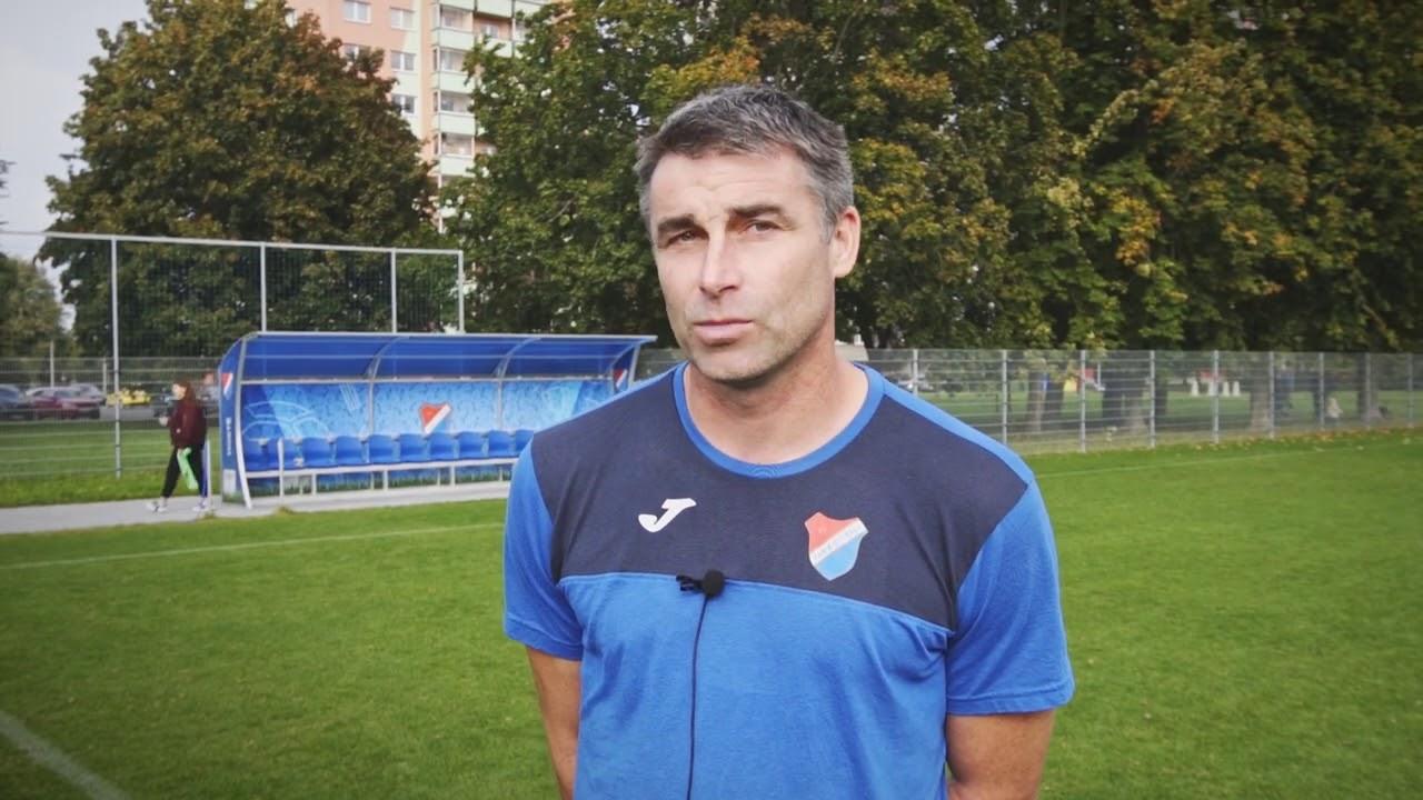REPORTÁŽ / Ženy FCB - Sparta B (1:3)