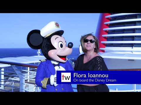 Disney Dream cruise review by Travel Weekly