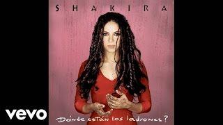 Shakira - ciega, sordomuda (radio edit) (audio)