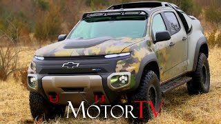2017 chevrolet colorado zh2 l fuel cell electric vehicle