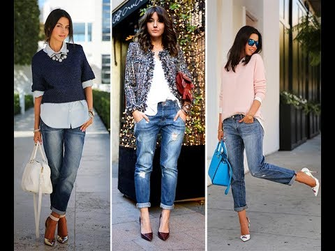 How to wear jeans to work