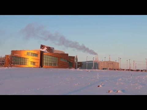 Official opening of the Canadian High Arctic Research Station campus (Inuinnaqtun subtitles)