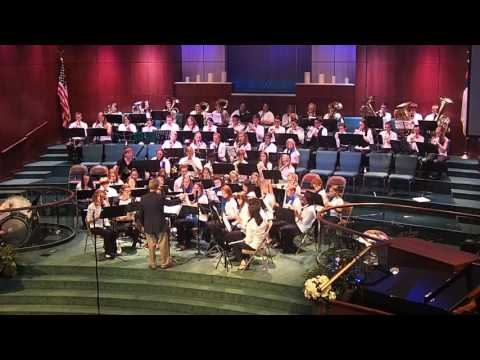 Our America - Oklahoma Homeschool Bands Advanced Band