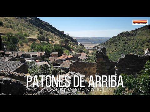 PATONES DE ARRIBA