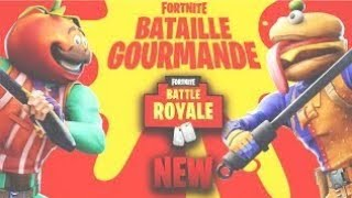 I PASSE THE MUR OF GOURMANDE FORTNITE -TheFrog