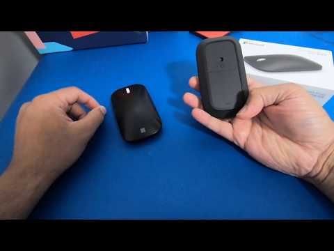 Microsoft Modern Mobile Mouse Review & First Impressions 2020