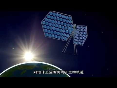 太陽能微波發電- 從從 唐從聖配音 Microwave solar energy