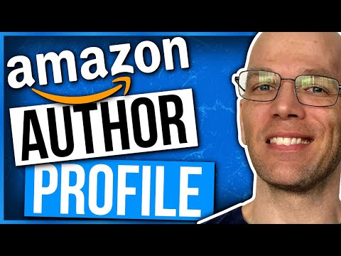 Amazon Author Central Page & Multiple Pen Names on Amazon