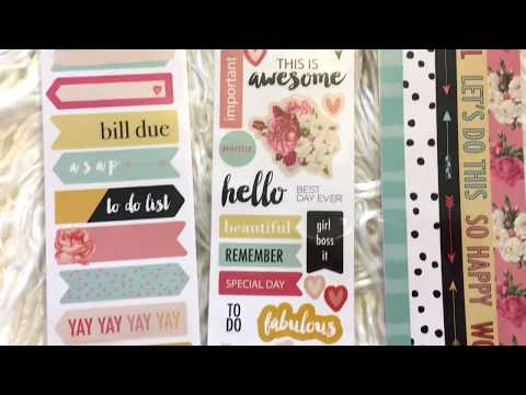 AMAZING Dollar Tree HAUL | New Finds | Planner Lovers!!!