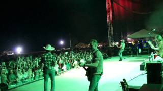 Smokin Country Concert- Introducing Justin Moore!