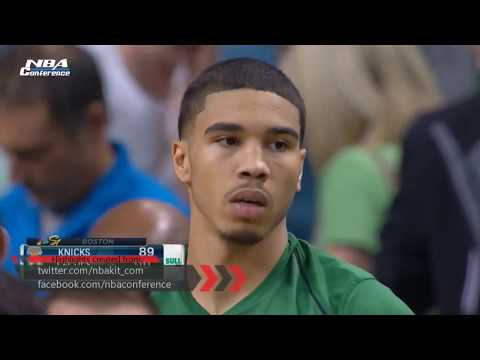 New York Knicks vs Boston Celtics   Full Game Highlights  Oct 23 2017