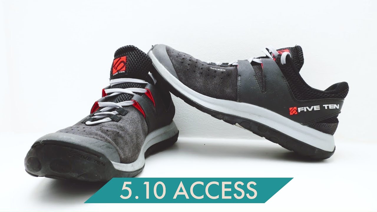 cc8b17b29e6 5.10 Access Shoes - A Street Smart Approach Shoe- Thoughts and Review