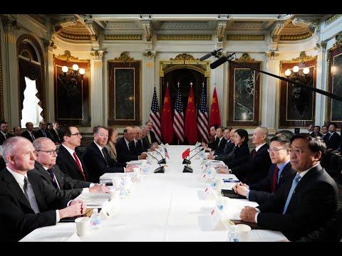 استئناف المفاوضات التجارية بين واشنطن وبكين  - نشر قبل 30 دقيقة