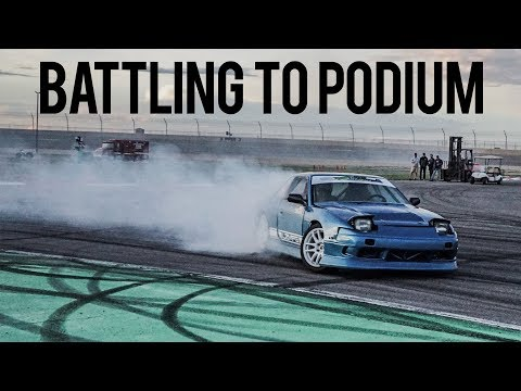 Competing in the Drift Missle 1JZ Coupe!