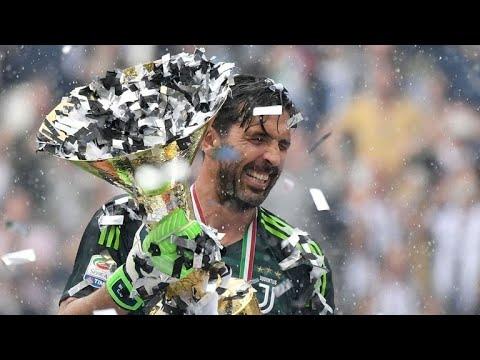 74373b889 Massimiliano Allegri salutes Gianluigi Buffon as goalkeeping great ends  Juventus career