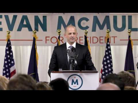 Evan McMullin: The Better Choice