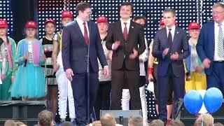 день России, день Н. Новгорода. Поздравления врио губернатора Нижегородской области и мэра города