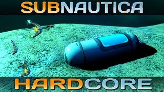 🐟 Subnautica #023 | Zeitkapsel gefunden | Hardcore Gameplay German Deutsch thumbnail