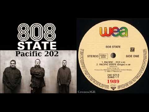 808 State   Pacific 202 vinyl