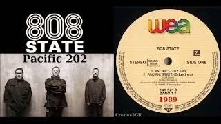 808 State  - Pacific 202 'vinyl'
