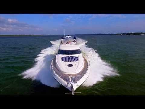 Gulf Coast Yacht Group- 2000 84' Sunseeker Manhattan- Another Day