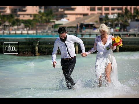 Riu Cancun Wedding Video & Photography   Cancun Photographer   MTM Riviera Maya