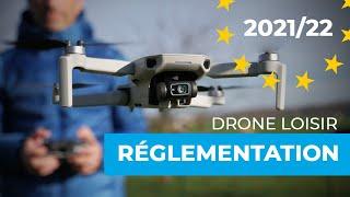 RÉGLEMENTATION DRONE LOISIR en 2021 : Tout ce qu'il faut savoir pour faire voler son drone