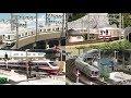 【Nゲージ】東武鉄道の車両いろいろ 自宅レイアウト走行