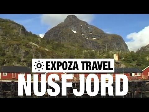 Nusfjord (Norway) Vacation Travel Video Guide