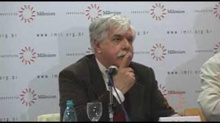 Forum Democracia e Liberdade de Expressão com : ROBERTO ROMANO 1