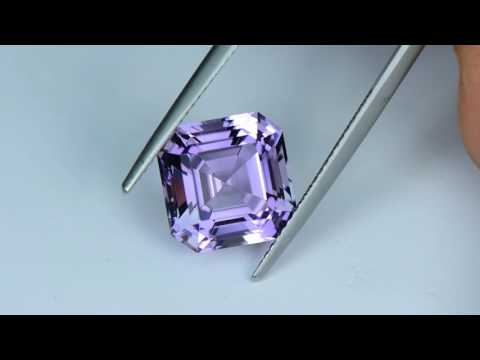 5.81ct Rose de france amethyst