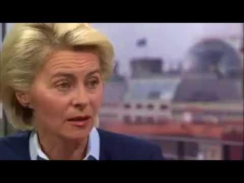 """Interview mit Ursula von der Leyen  """"Wenn meine Kinder zum Auslandseinsatz müssten"""