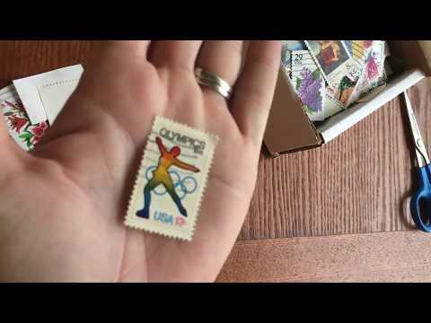 EBay Postage Stamp Haul