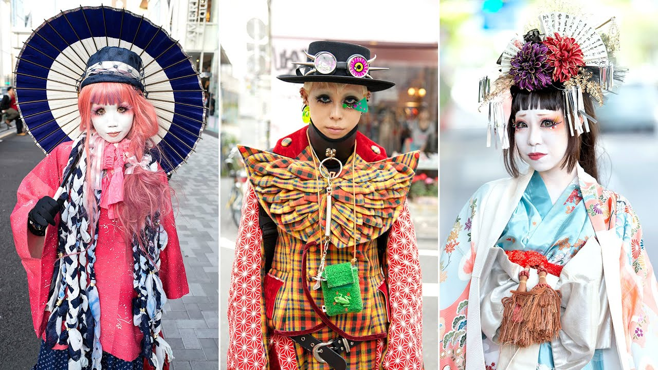 40 Modern Japanese Street Fashion Ideas - Style Asians