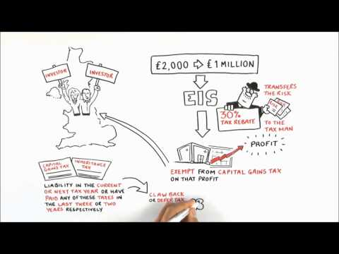 Introduction to Enterprise Investment Schemes