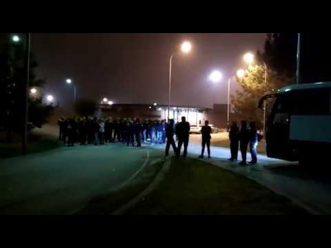 Huelga de funcionarios en la prisión de Teixeiro