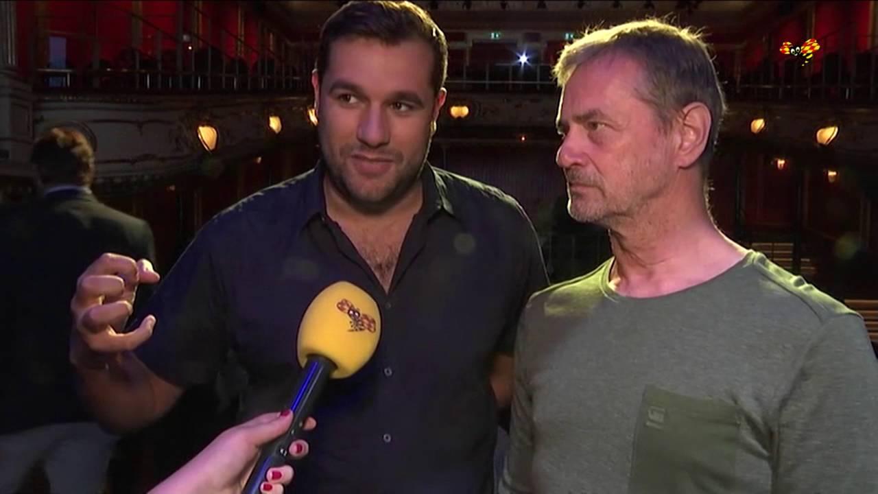 Christer Bjorkman Och Edward Af Sillen Om Nomineringen Och Eurovision Song Contest Youtube