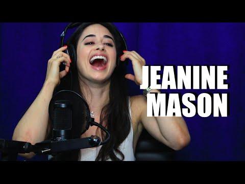 Jeanine Mason Has Some Serious Motivation