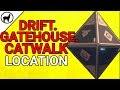 Drift.Gatehouse.Catwalk Override Frequency Sleeper Node | Destiny 2 Warmind | Glacial Drift Mars