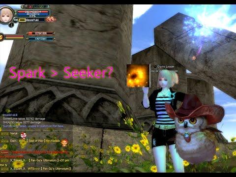 Spark pwns Seeker?
