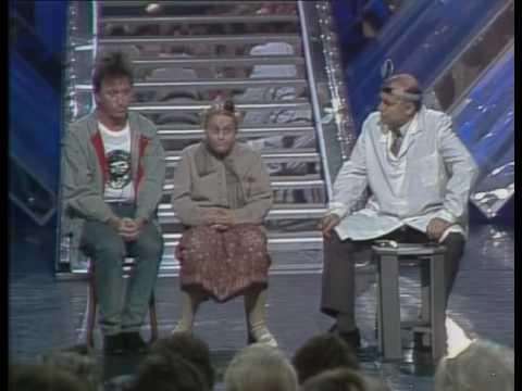 Ivan Mládek, Lenka Šindelářová a Jiří Lábus - Luďa v poradně (1988)