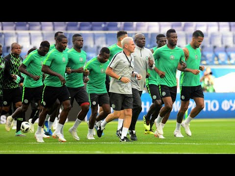 Super Eagles ready to battle Argentina