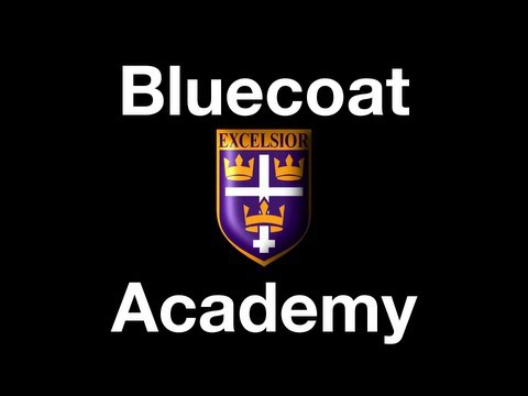 Promotional Video - Bluecoat Academy (The Nottingham Bluecoat School and Technology College)