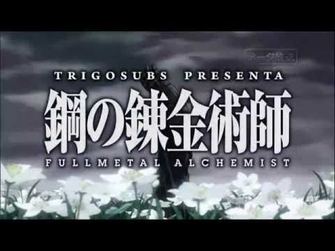 full metal alchemist brotherhood  opening 3avi